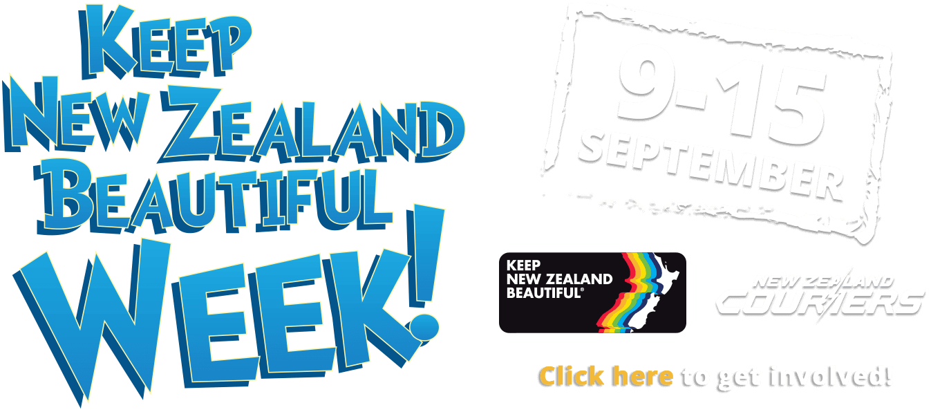 Keep New Zealand Beautiful Clean Up Week